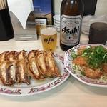餃子の王将 - よく焼き餃子&ポンカラ
