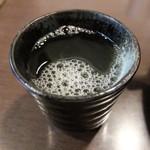 つけめん眞司 - 昆布茶