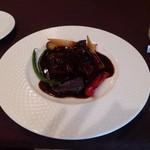 ビストロ クール - 奥出雲和牛の赤ワイン煮込み(+800円)