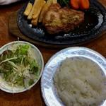 グリル スズコウ - 【生姜焼…1,300円】◎2016/11