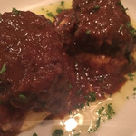 タベルナクアーレ - 牛ほほ肉の赤ワイン煮
