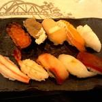 59897313 - 上から撮影。どれも美味しいお寿司でした♪