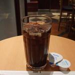 ドトールコーヒーショップ - アイスコーヒー(S)