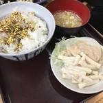 59899417 - 生姜焼き定食 750円税込