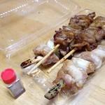 竹松鶏肉店 - 串美はマスト!追いダレ最高♪