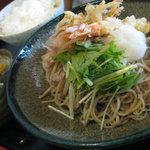 Fuyou - おろし天ざる1,100円