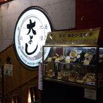 5990614 - ジャンジャン横丁の出入口ダイイチパチンコの地下の居酒屋さん!