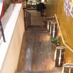 5990615 - ジャンジャン横丁の出入口ダイイチパチンコの地下の居酒屋さん!