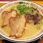 博多ラーメン片岡屋 - ラーメン600円