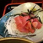 魚や 旬 - 定食の小皿