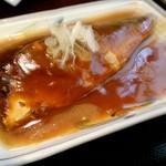 魚や 旬 - サバ味噌煮