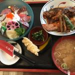 富士寿司 - 海の極み膳