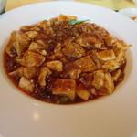59901241 - ランチの麻婆豆腐