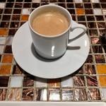 ピッツェリア・アリエッタ - コーヒー