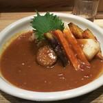 59902797 - 玄米野菜カレー  880円♪