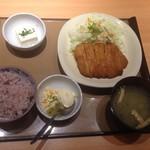 やよい軒 - チキン南蛮定食 740円