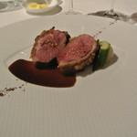 ル・ジャンティオム - 鴨肉のロースト