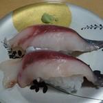 魚々楽寿し - 生サバ500円