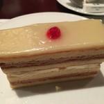 59904436 - レモンクリームのケーキ