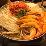 居酒屋 NIJYU-MARU - えび鍋