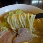 あさり - 太麺選択