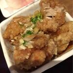59906293 - 油淋鶏 タレが美味しい♡