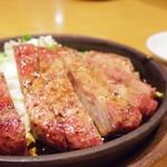 59906525 - 氷温熟成豚のTOKIOトンテキ