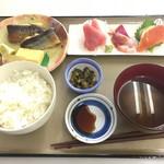 魚ごはん 魚伸 - 料理写真:魚ごはん 魚伸