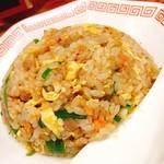 錦 - 特製ニシキ炒飯(半炒飯)