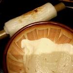 59907403 - 竹輪と豆腐