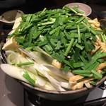 59908728 - タイタンスープの白いキツネ鍋