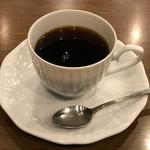 喫茶ラゼーヌ - ホットコーヒー