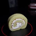 菓子処 叶家 - 料理写真:菓子処 叶家 抹茶ロール