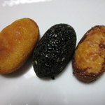 dano - 焦菓子3種類