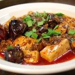 膳處漢ぽっちり - ずしりとお腹に辛さが響く麻婆豆腐
