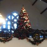 カフェ フロインドリーブ - クリスマスツリー