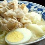 椿華亭 - 豚キャベツ塩ラーメン