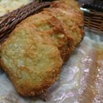 丸常蒲鉾 - カレーフライ(180円)