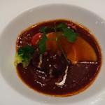 ザ・ドアー - 牛バラ肉のシチュー