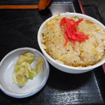 大城 - 半炒飯(味噌半炒飯)