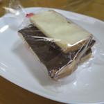 丸十ベーカリー - チョコラスク。