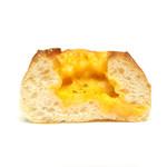 ラ バゲット ド パリ ヨシカワ - 3種のチーズパンの断面 '16 3月中旬