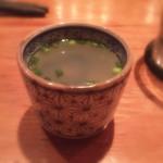SHO-CHU BAR 高山 - しじみ汁