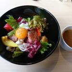 59915137 - ローストビーフ丼
