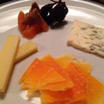 ビストロ ル セット - チーズ盛合せ
