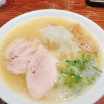 59916097 - 鶏白湯(塩)