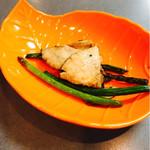 キッチン真味屋 - 原木椎茸のロースト