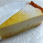 えくぼや - ニューヨークチーズケーキ