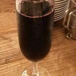 2918 - ランブルスコ=赤スパークリングワイン