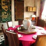 大傳月軒 - 歴史の重み感じる個室空間